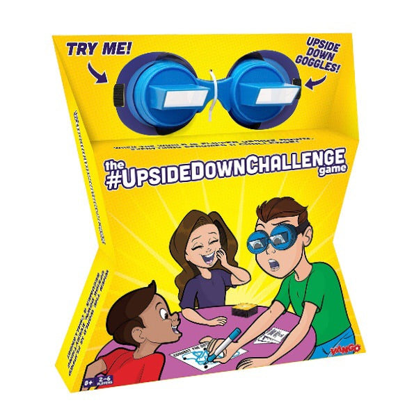 Upside Down Challenge Game