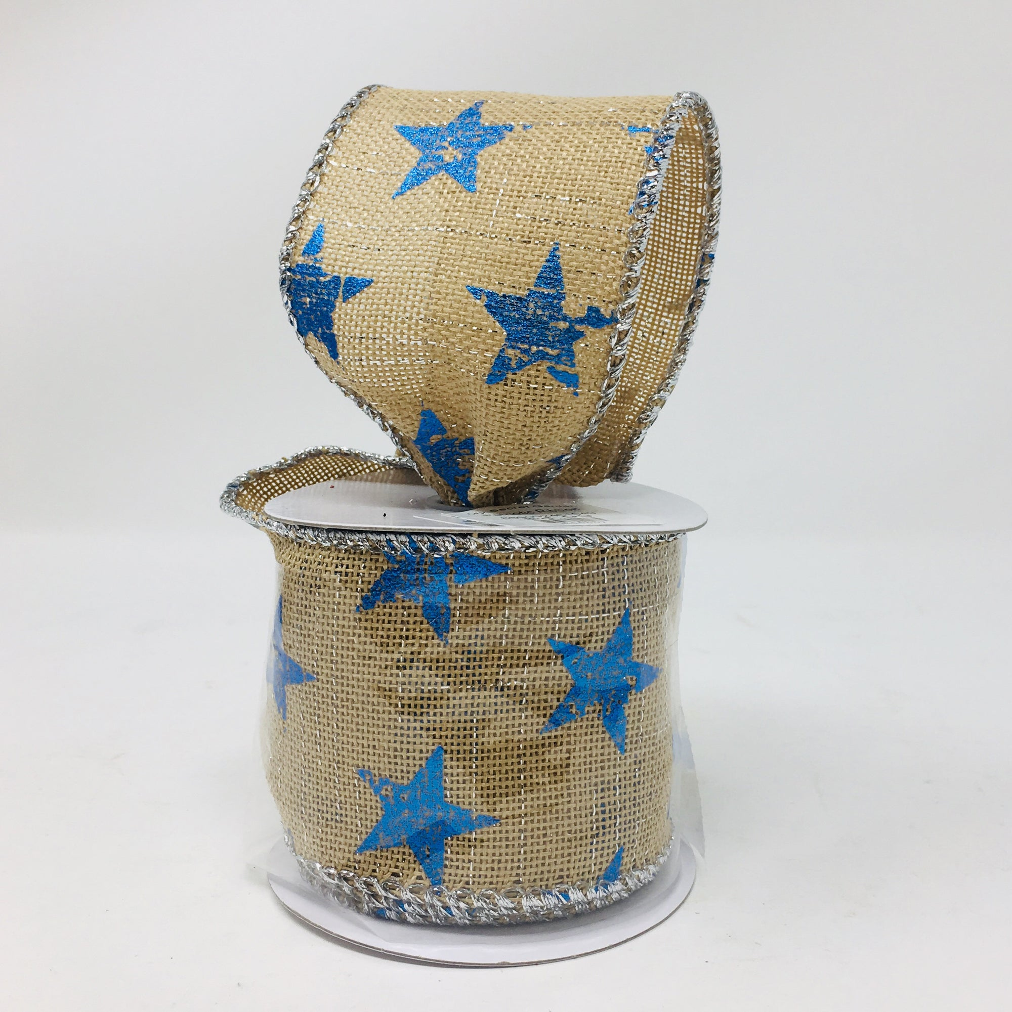 patriotic fabric ribbon