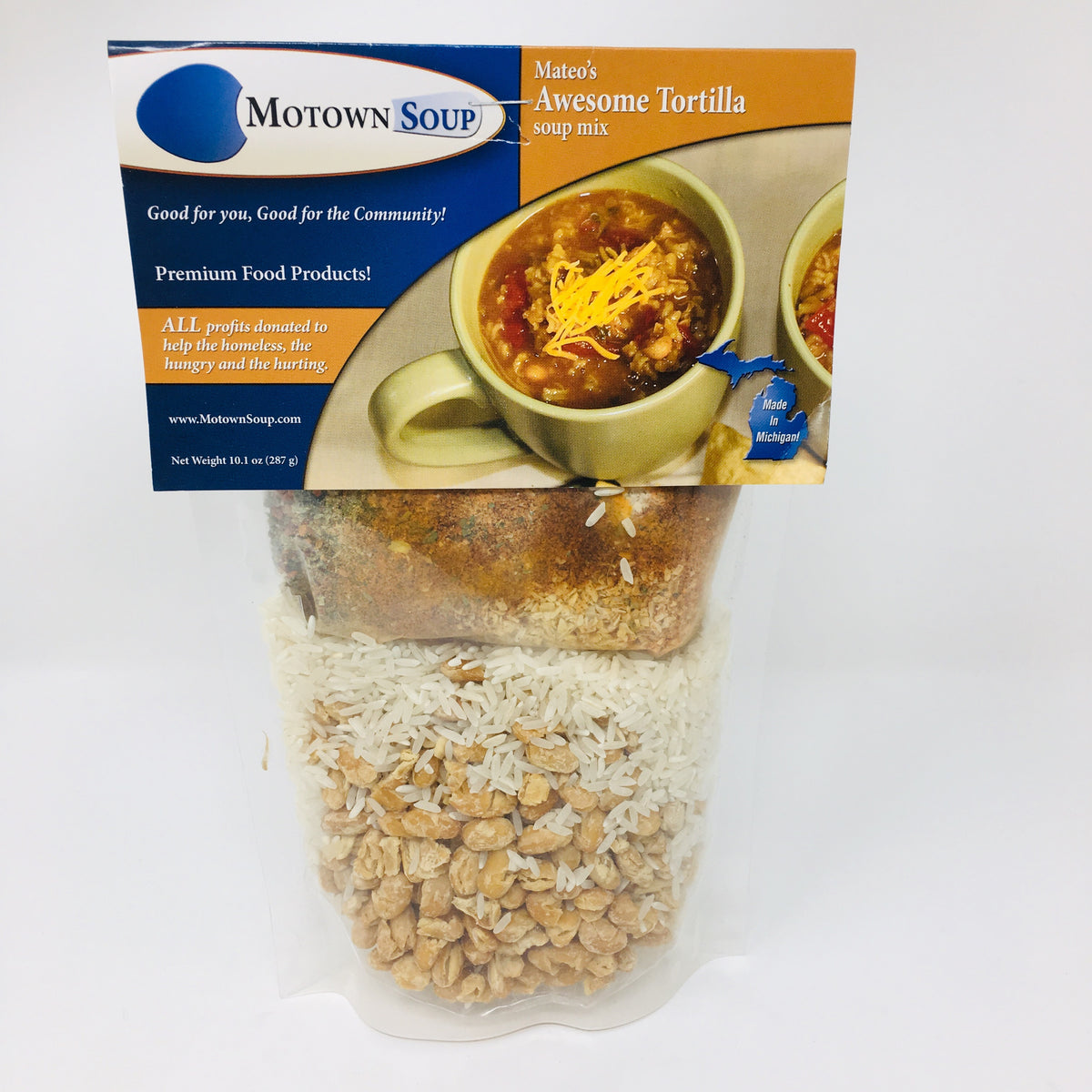Awesome Tortilla Soup Mix