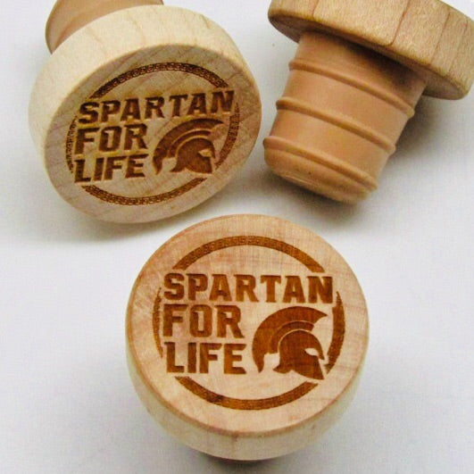 Wood Wine Corks