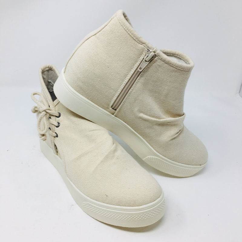 White-Julia Ankle Shoe