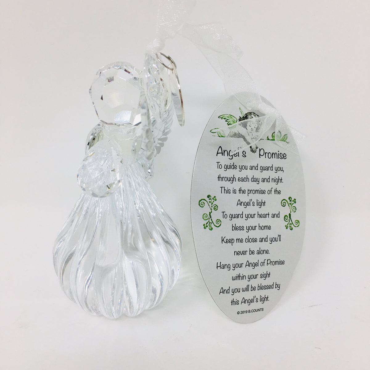 Angel's Promise Acrylic Ornament