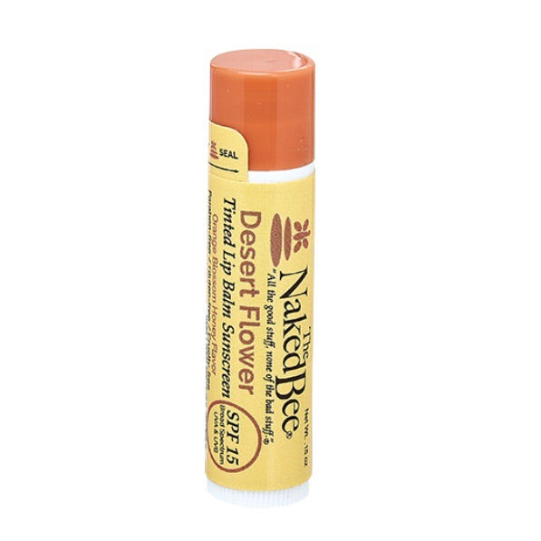 Tinted SPF 15 Lip Balm Naked Bee