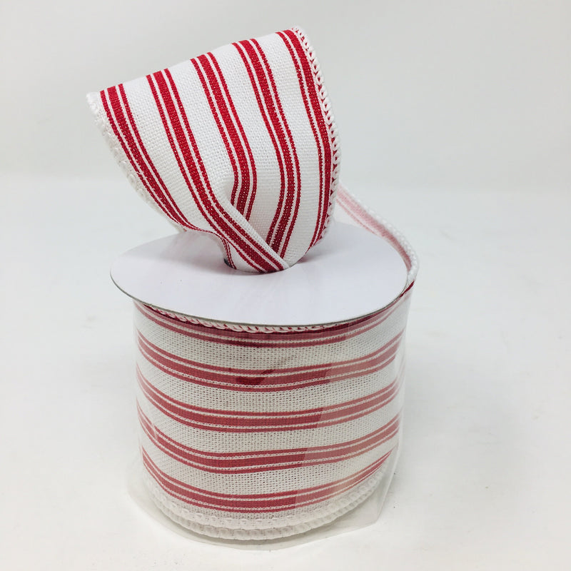 nautical plaid ribbon