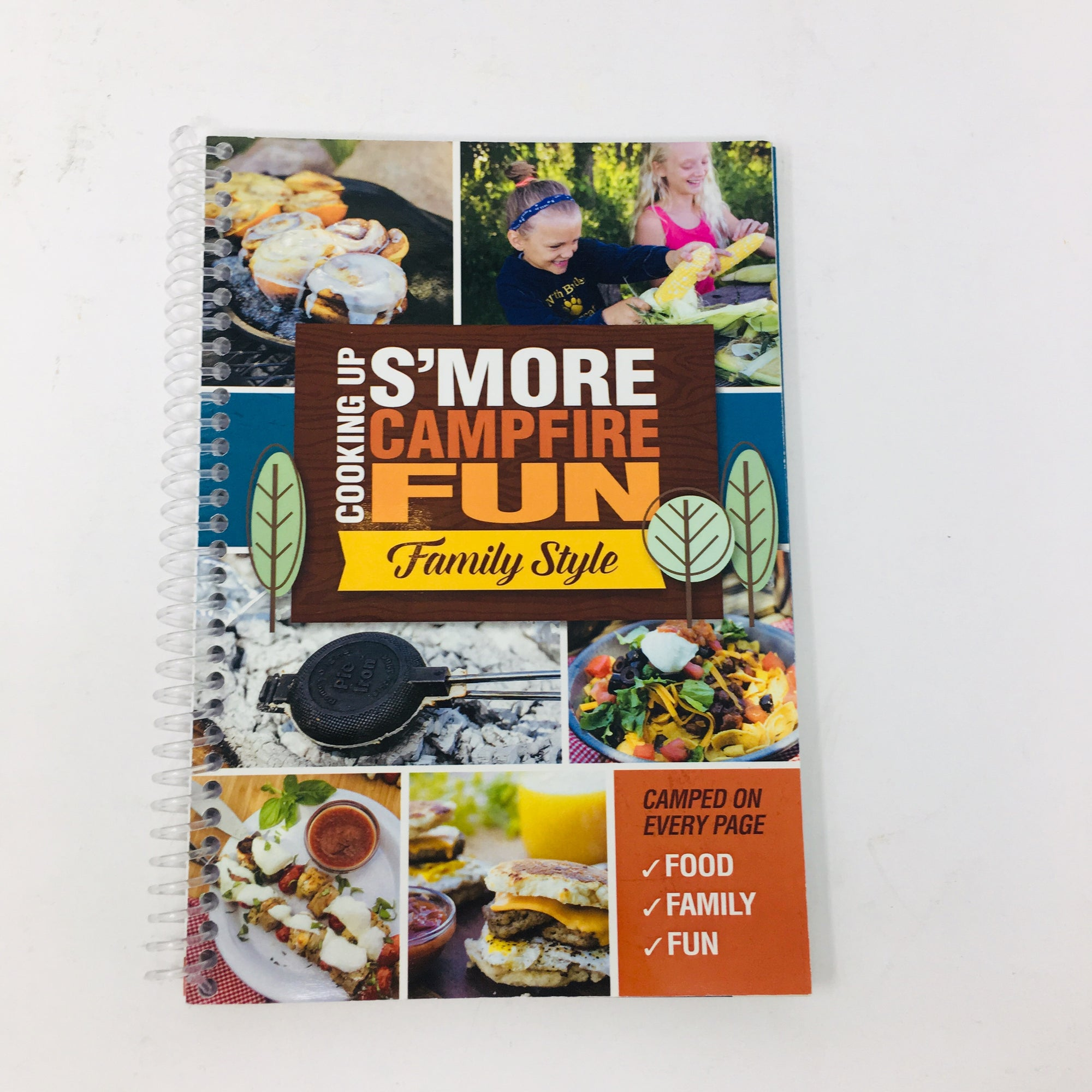 Cooking Up S'More Campfire Fun Cookbook
