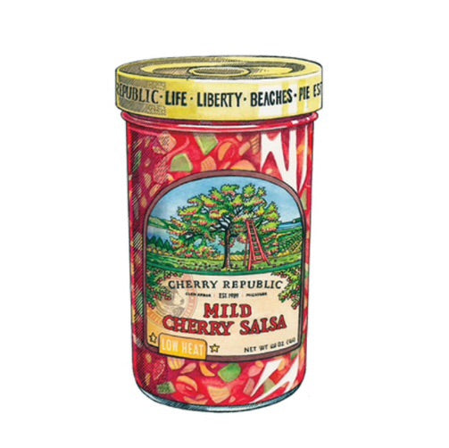 Mild Cherry Salsa 16oz