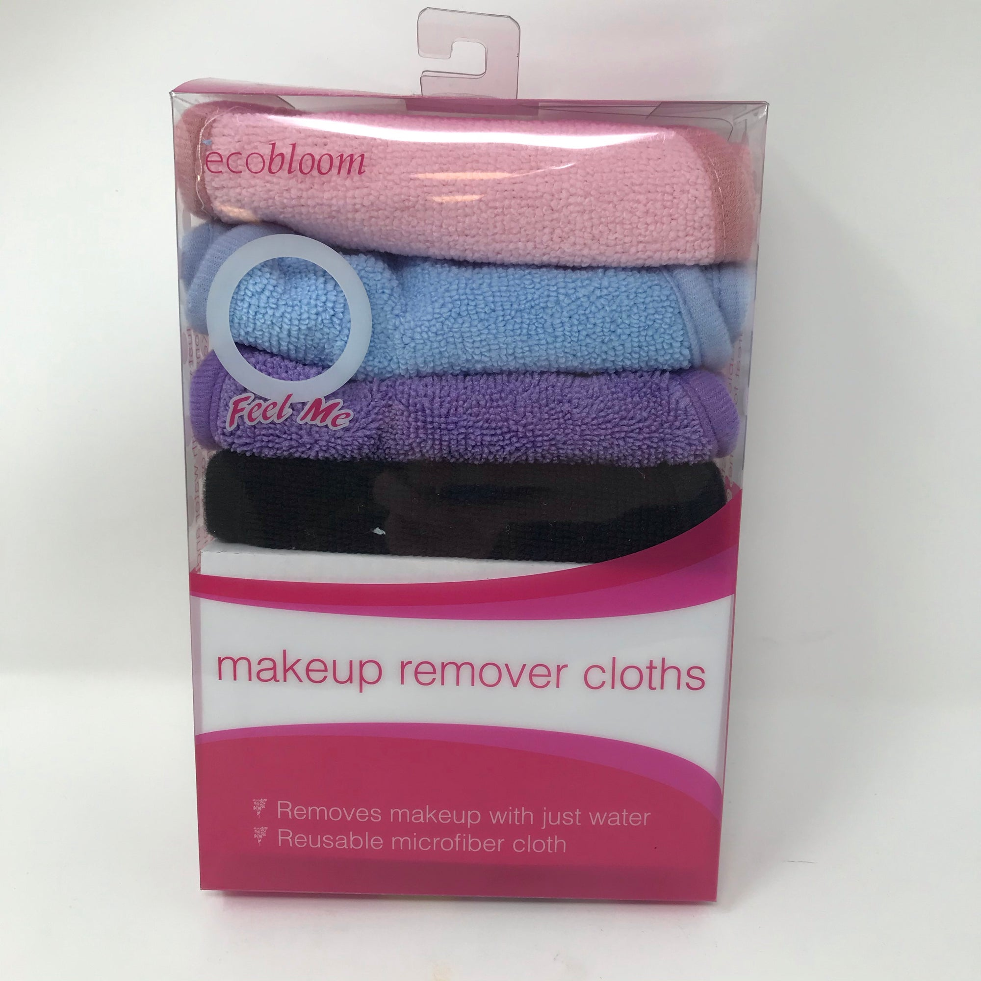 Reusable Makeup Removing Cloth Set of 4