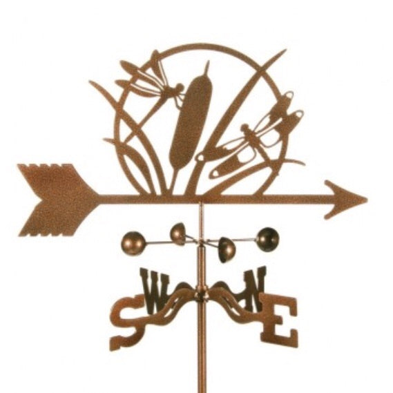 Weather Vane Yard Stake