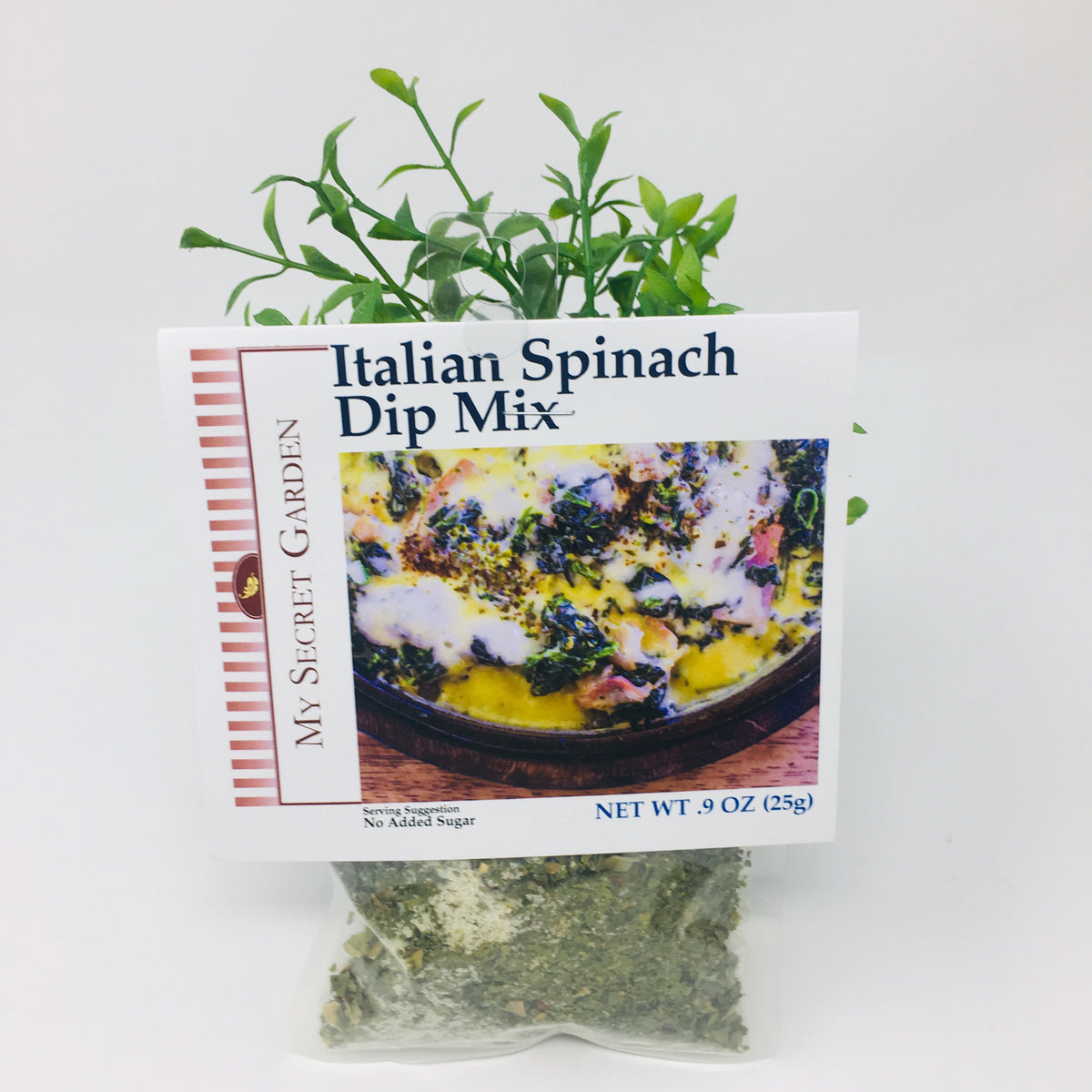 Italian Spinach Dip Mix