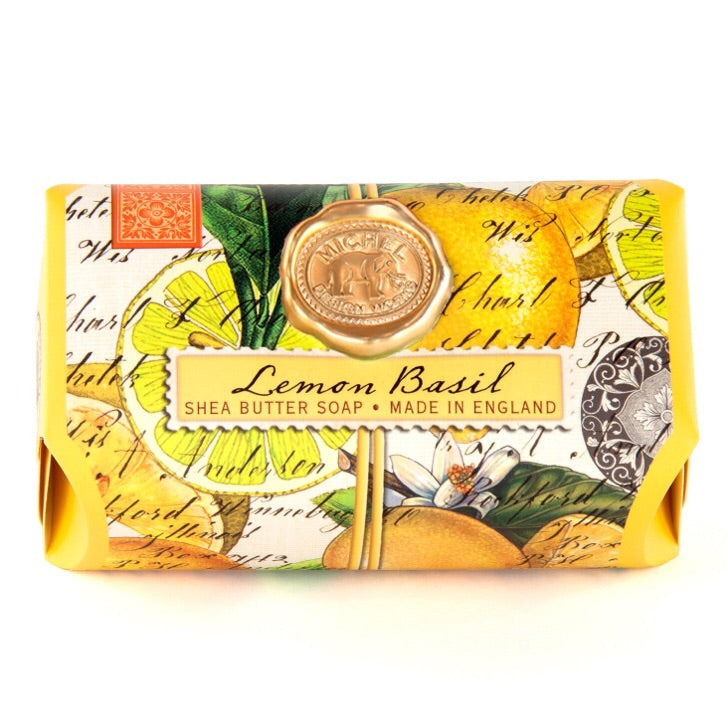 Shea Butter Large Bath Bar Soap Michel