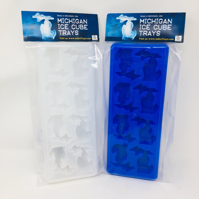 Michigan Ice Cube Trays