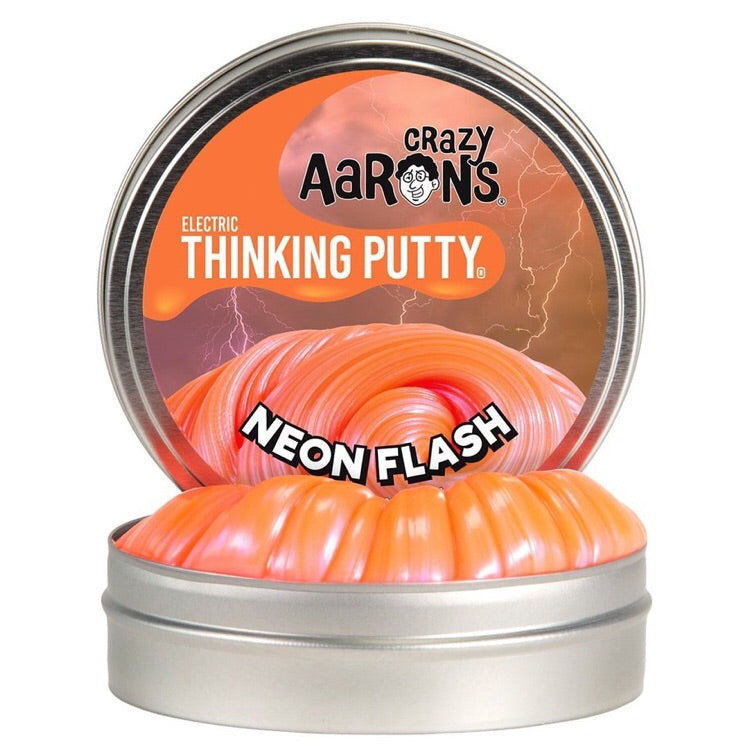 Mini Electric Thinking Putty