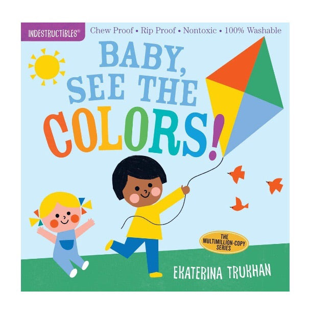 Indestructibles Books for Babies