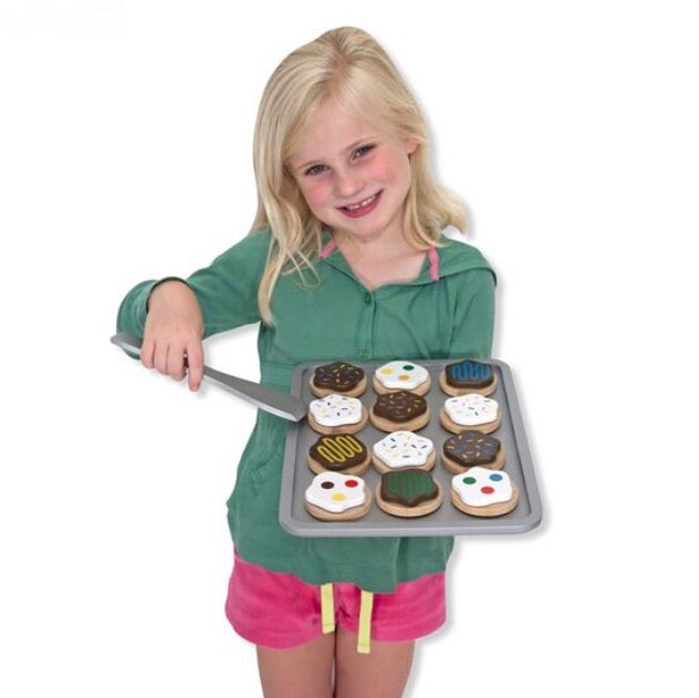Slice and Bake Cookie Set