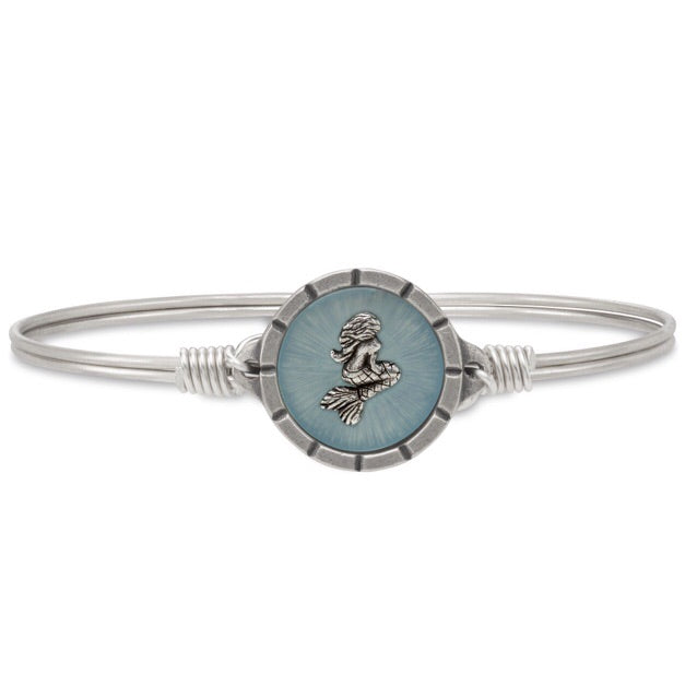 Mermaid Isla Bangle Bracelet