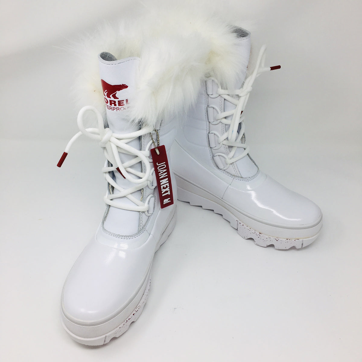 Sorel Joan Of Arctic Next White Boot