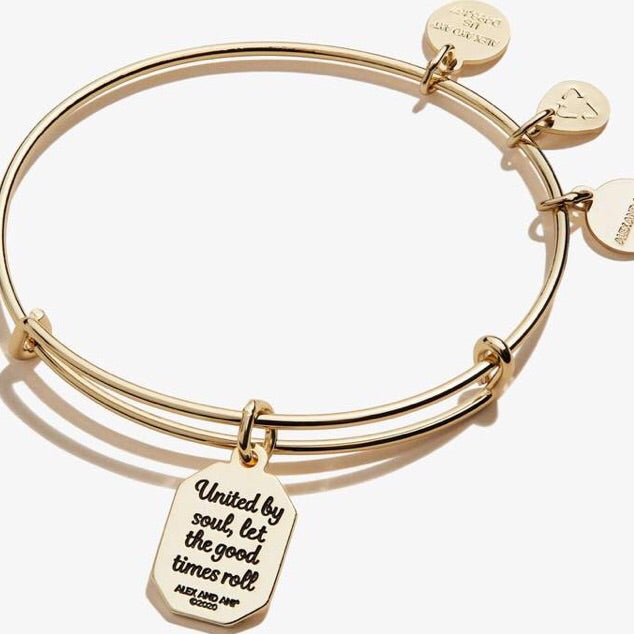 Because I Love You Friend 'United by Soul' Bangle