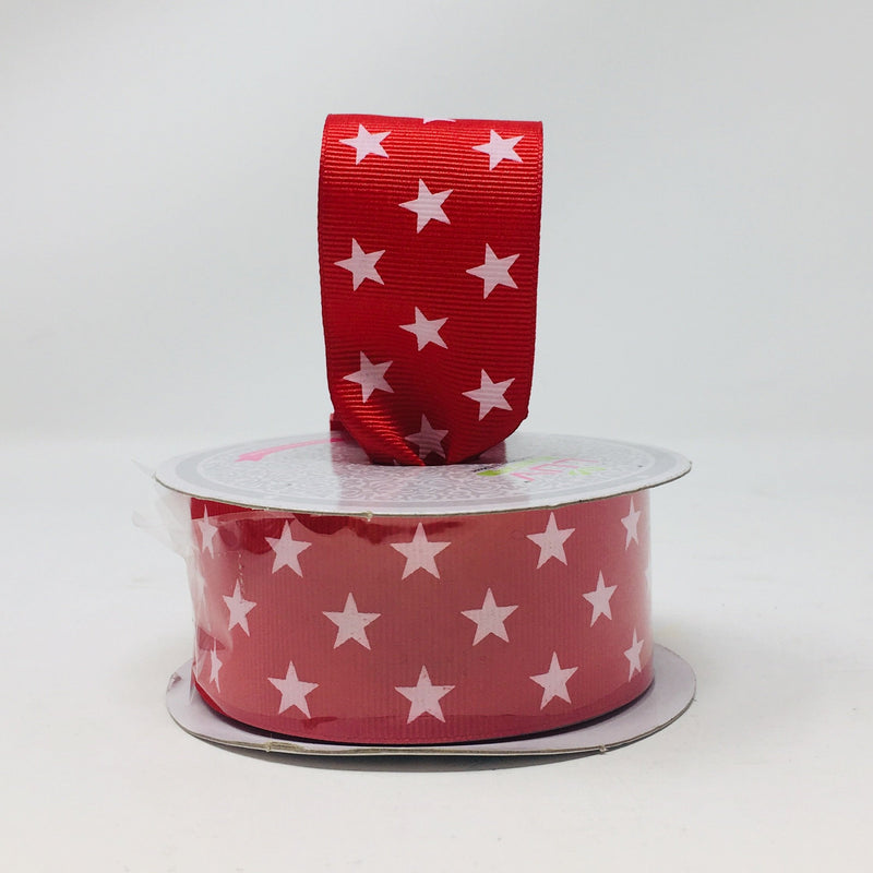 "1.5"" patriotic ribbon roll"