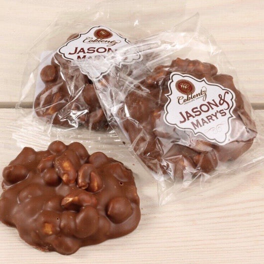 Milk Chocolate Peanut Cluster 2oz