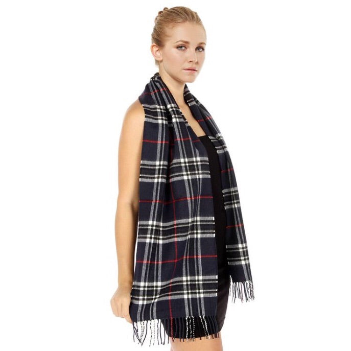 Cashmere Feel Luxe Scarf