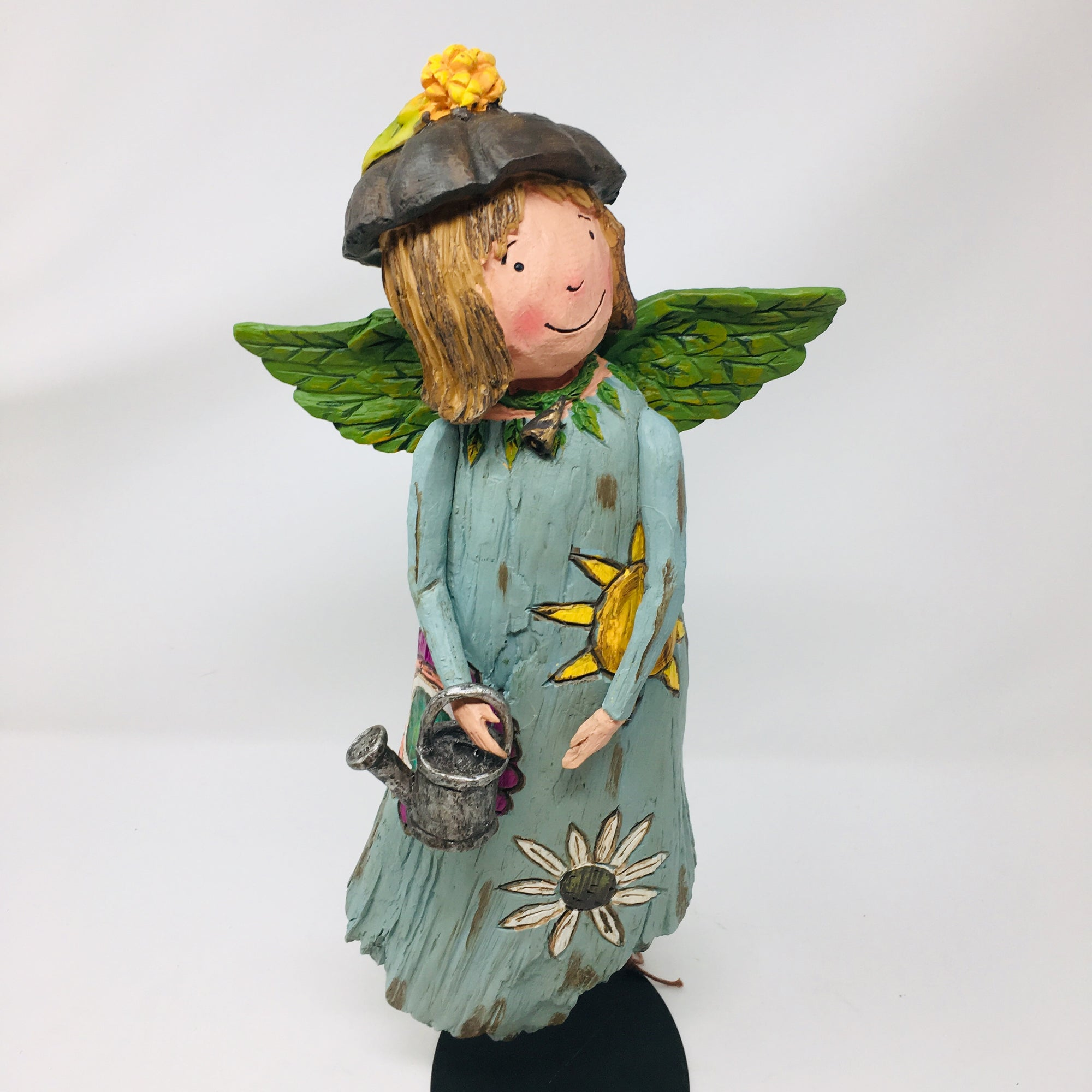 Courage Grows Garden Angel