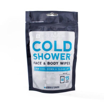 Cold Shower Cooling Field Towels 15pk