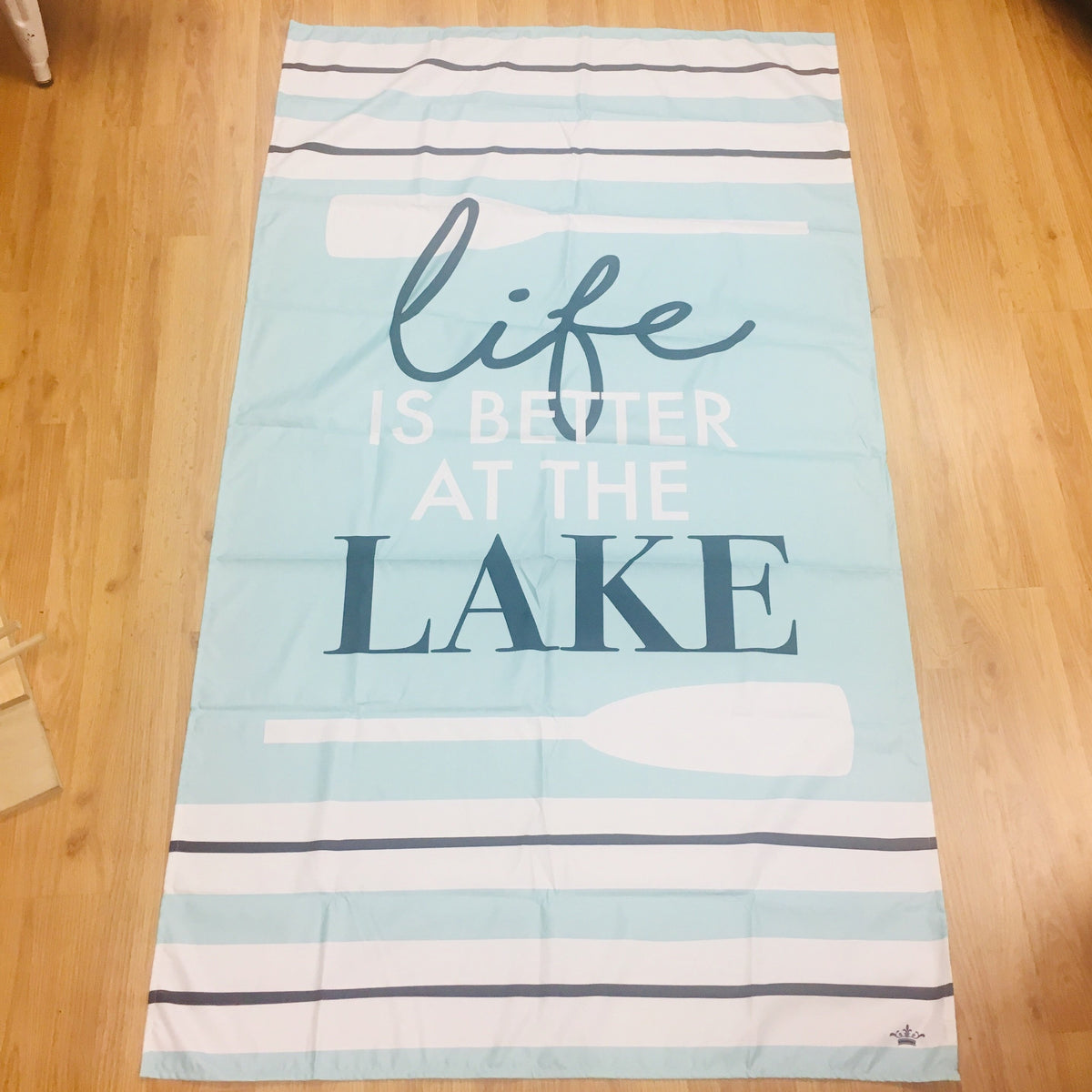 Giant Microfiber Beach Towel