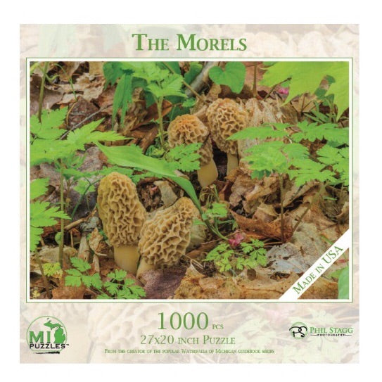 The Morels 1000 pc Puzzle