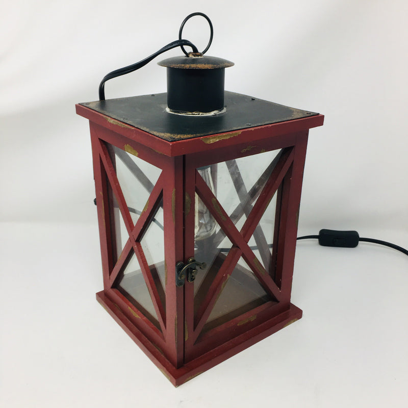 "14"" Electric Light Lantern"