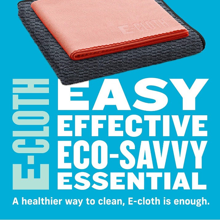 E-Cloth Granite & Stone Cleaning Cloths 2pk