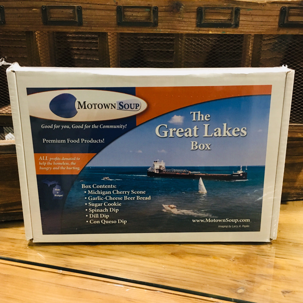 Motown-The Great Lakes Box