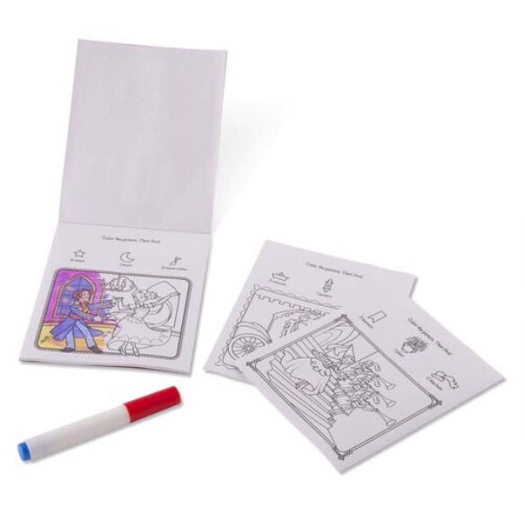 On The Go Color Blast No-Mess Coloring Pad