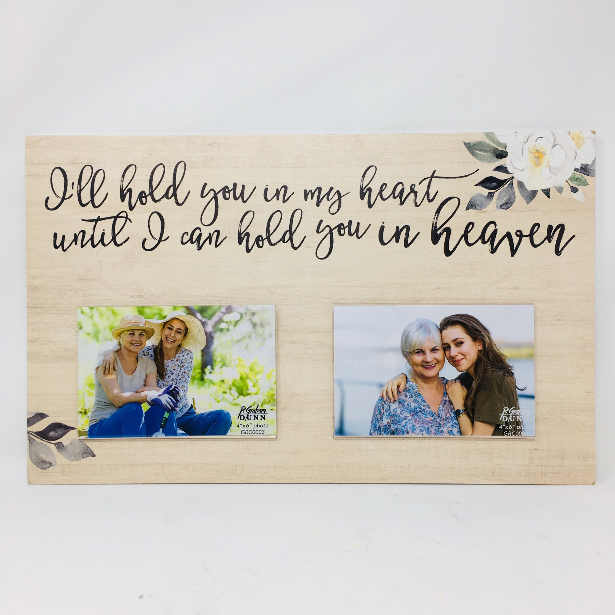 I'll Hold You Personalized Framed
