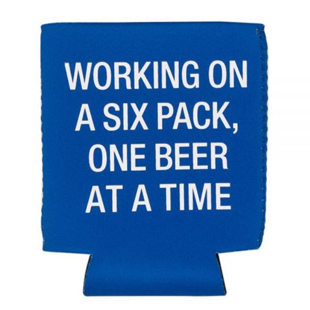 About Face Can Koozie