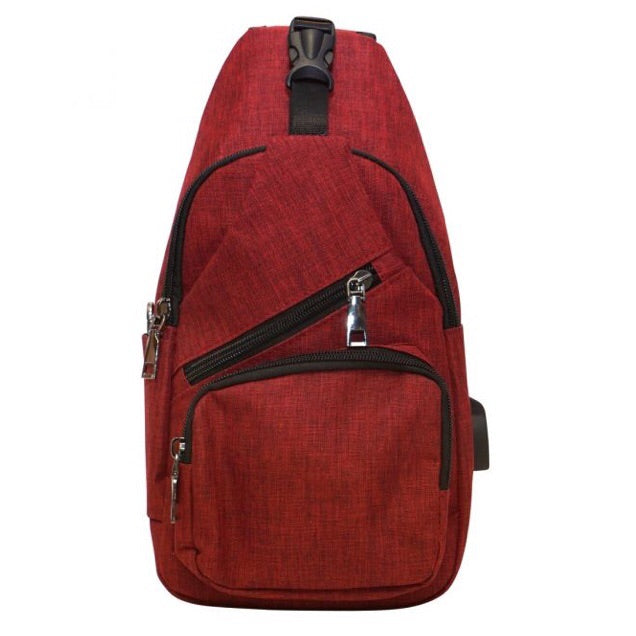Anti Theft Sling Day Pack Regular