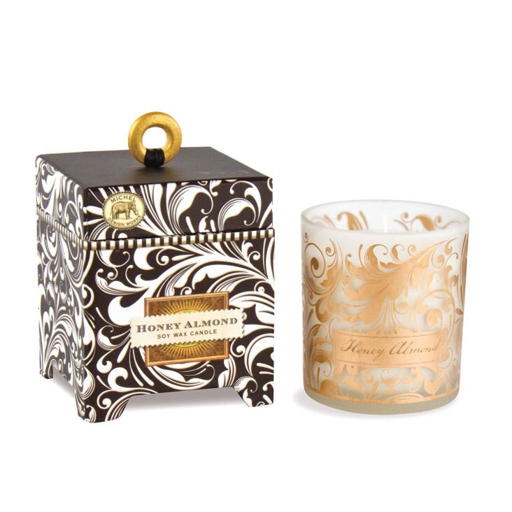 Soy Wax Candle 6.5oz