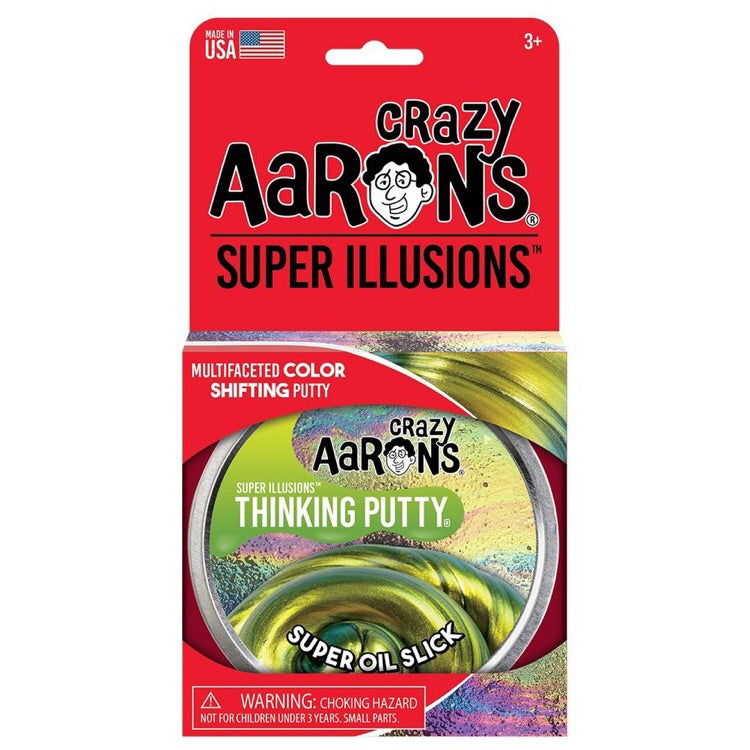 Illusions Thinking Putty