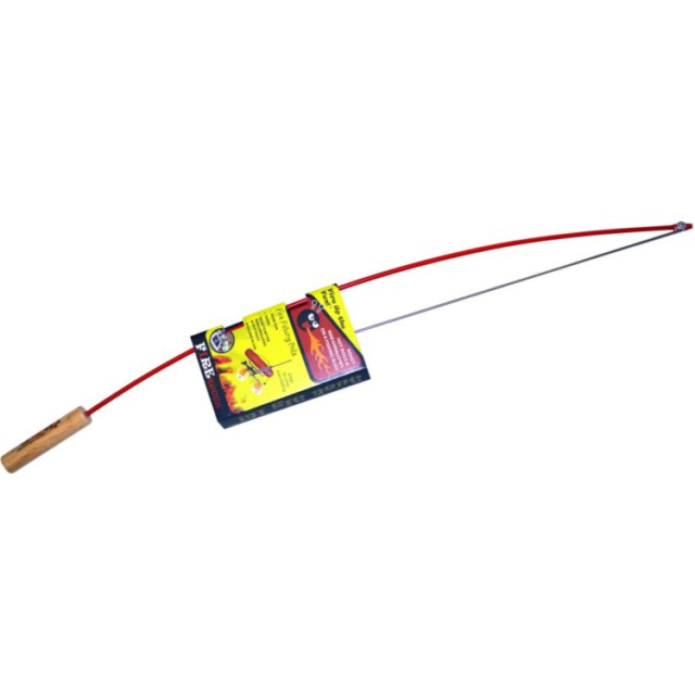 Firebuggz Fire  Fishing Pole