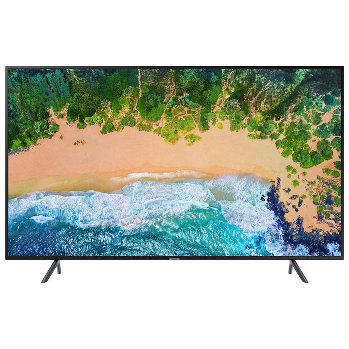 "Samsung NU7100 40"" 4K UHD HDR LED Tizen Smart TV (UN40NU7100FXZC) - Brand New"