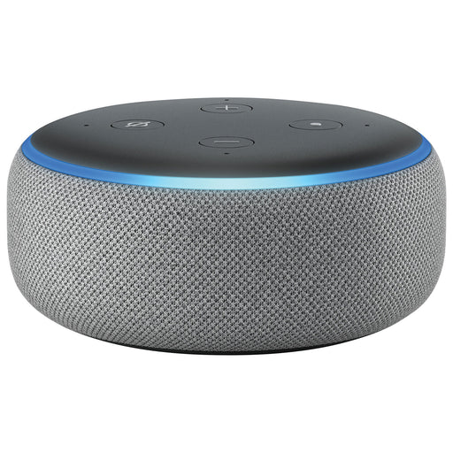Amazon Echo Dot 3rd Generation | echo dot 3 heather grey