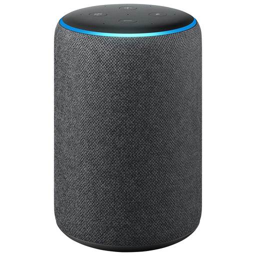 Amazon Echo Plus 2nd Generation with Alexa - English - Charcoal