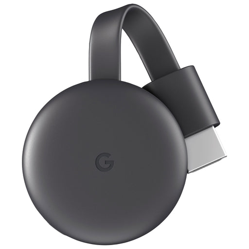 Google Chromecast - Charcoal Gray