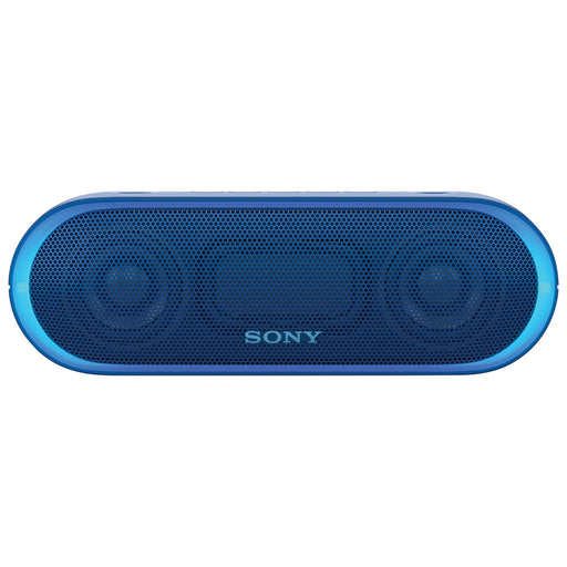 Sony EXTRA BASS Water-Resistant Bluetooth Wireless Speaker (SRS-XB20) - Blue