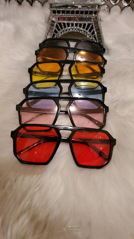 Color Blockers Sunglasses