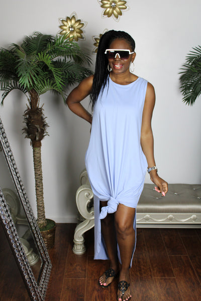 The Sleeveless Grove Maxi (multiple colors & sizes)