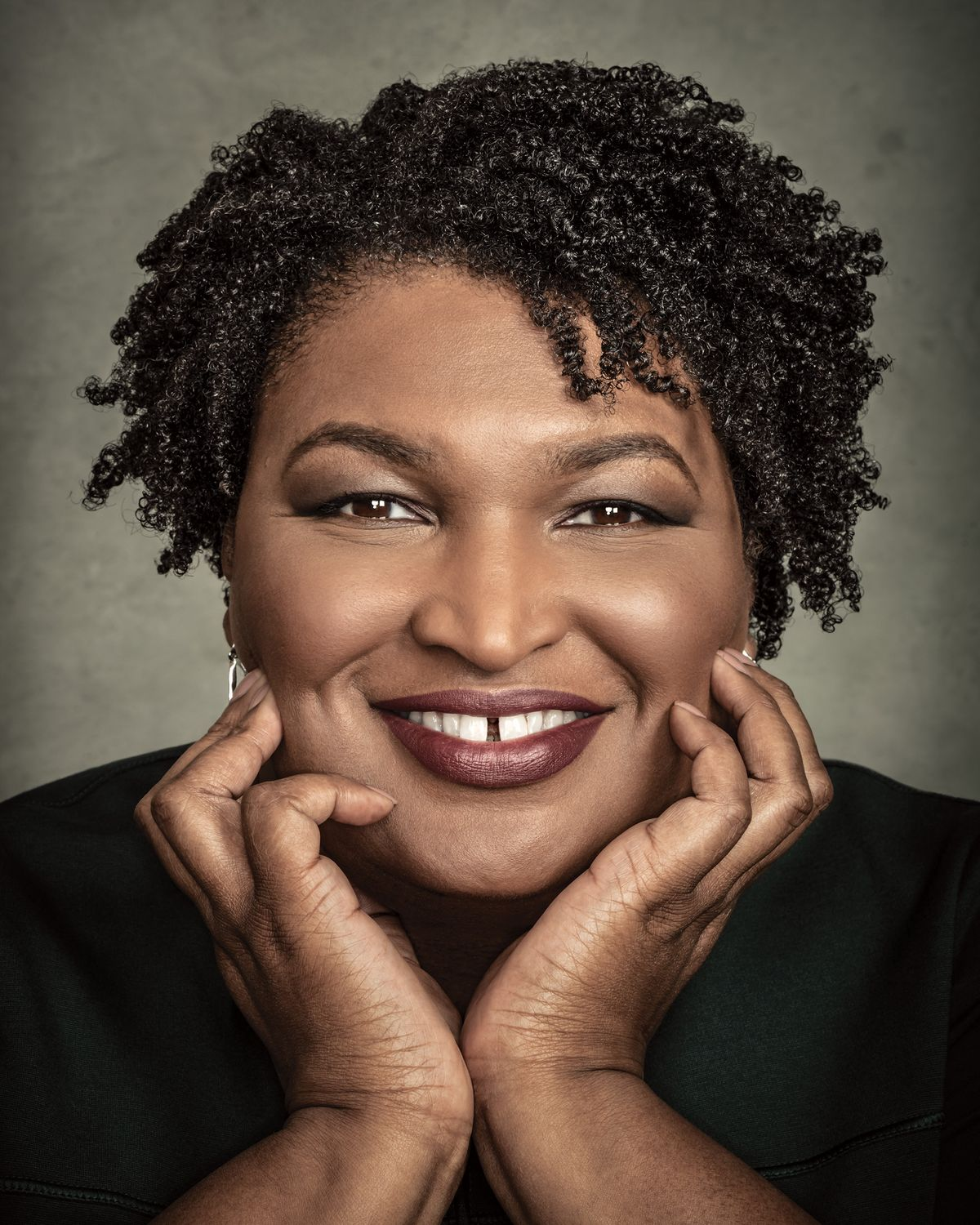Thank You, Stacey Abrams.