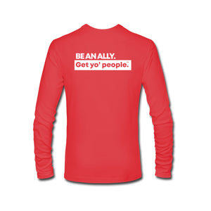 Be An Ally Long Sleeve T-Shirt