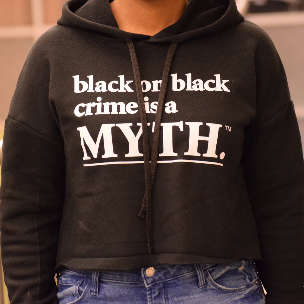 Black on Black Crime is a Myth Hooded Crop