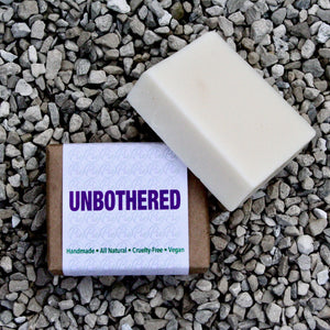 """Unbothered™"" Handmade Soap"