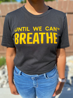 Until We Can Breathe Short Sleeve T-Shirt